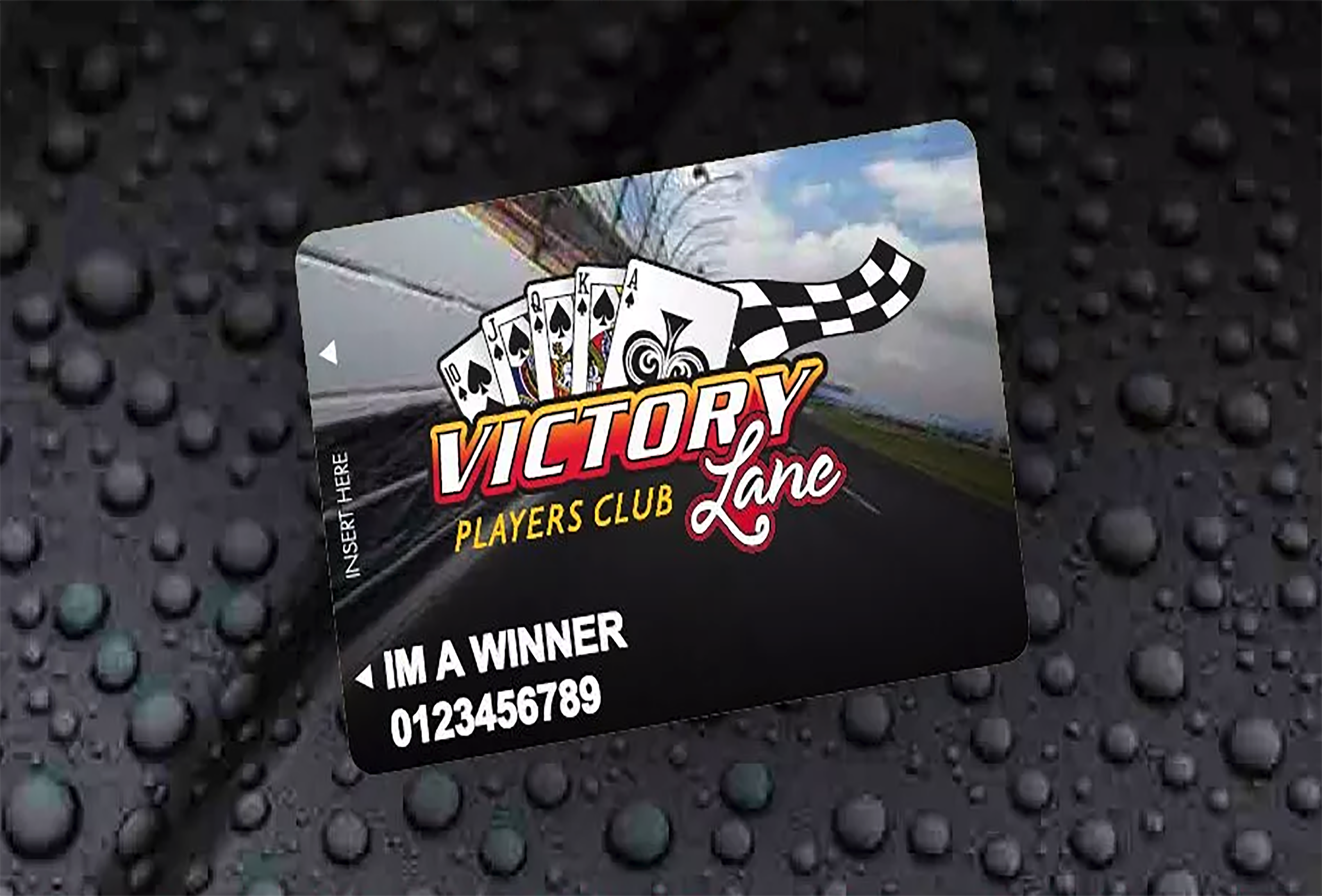 Pitstop LV Club Card
