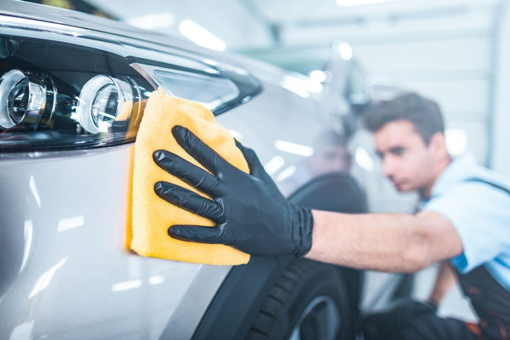 Six Reasons You Should Wax Your Car