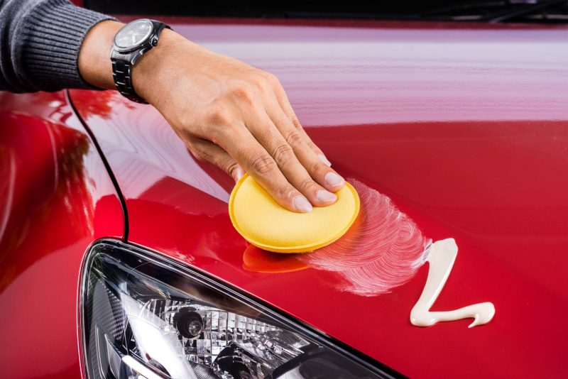 Professional Car Wax Las Vegas